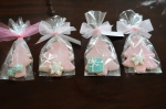 Christmas Tree Cookie Favors