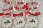 Piano Cookie Favors