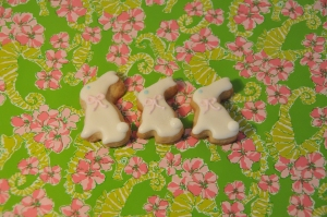 Lilly Pulitzer and Bunnies